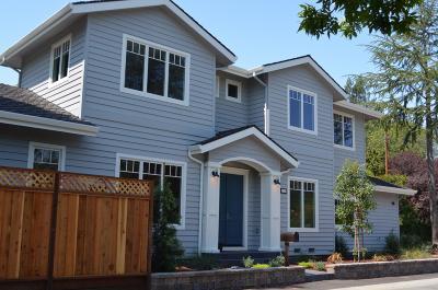 MENLO PARK Single Family Home For Sale: 2000 Barney Ave