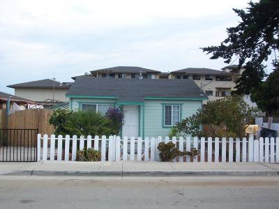 SEASIDE CA Single Family Home For Sale: $499,000