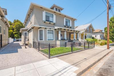 SAN JOSE Multi Family Home For Sale: 241 N 12th St