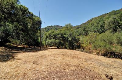 MORGAN HILL Residential Lots & Land For Sale: 0 Little Uvas Rd