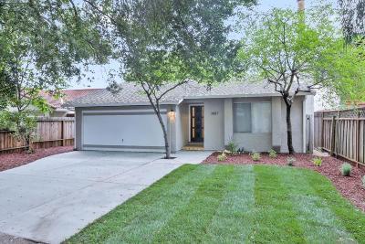 Palo Alto Single Family Home For Sale: 3887 La Selva Dr