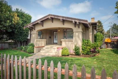 SAN MATEO Multi Family Home For Sale: 502 N Claremont St