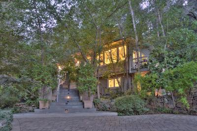 Portola Valley Single Family Home For Sale: 1077 Portola Rd