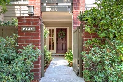 MENLO PARK Townhouse For Sale: 2142 Harkins Ave