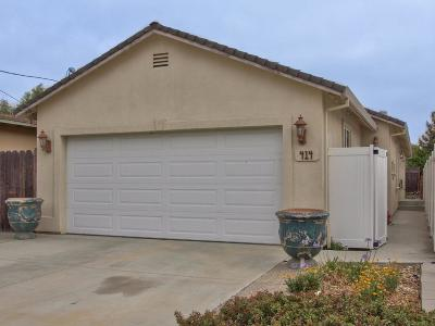 SAN JUAN BAUTISTA Single Family Home For Sale: 414 Sixth St