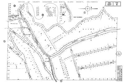 LOS GATOS Residential Lots & Land For Sale: 0 Magnolia Ave