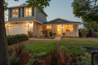 SANTA CLARA Single Family Home For Sale: 843 Laurie Ave