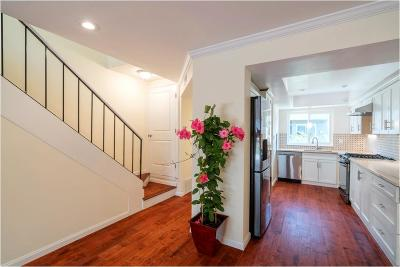 Milpitas Townhouse For Sale: 335 N Temple Dr