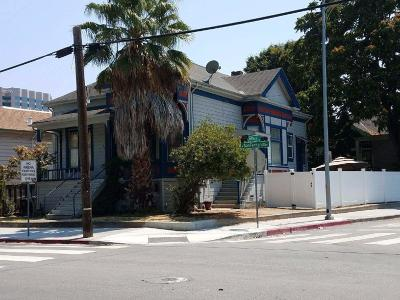 SAN JOSE Single Family Home For Sale: 446 W San Fernando St