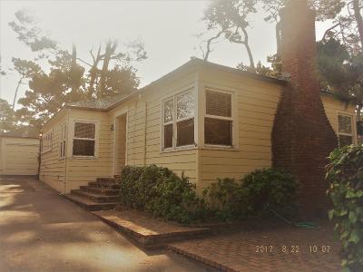 Carmel Single Family Home For Sale: 0 SE Santa Fe St