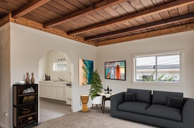 Seaside Single Family Home For Sale: 1337 Judson St