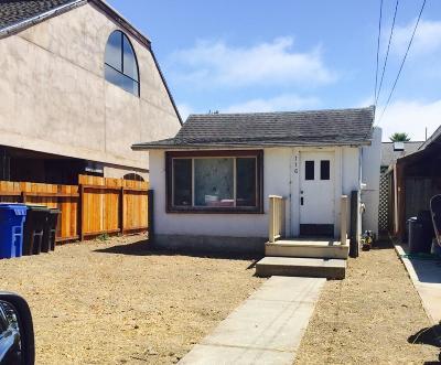 SANTA CRUZ CA Single Family Home For Sale: $585,000