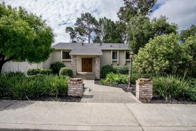 Monterey Single Family Home For Sale: 13 Elk Run