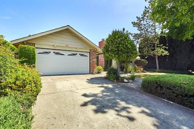 SUNNYVALE Single Family Home For Sale: 952 Poplar Ave