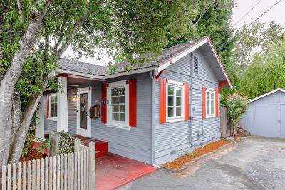 SANTA CRUZ CA Single Family Home For Sale: $949,000