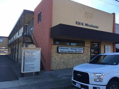Santa Clara County Commercial/Industrial For Sale: 826 N Winchester Blvd