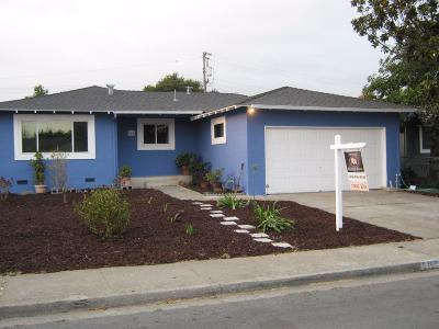 MILPITAS Single Family Home For Sale: 515 Chestnut Ave