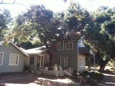 Carmel Valley Single Family Home For Sale: 20 A El Cuenco