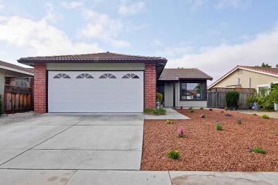 SAN JOSE Single Family Home For Sale: 2728 Croft Dr