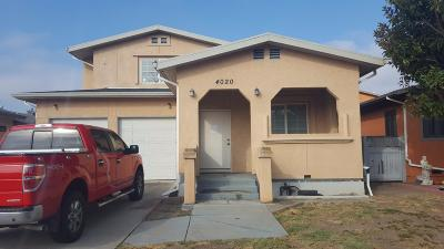 Santa Clara Single Family Home For Sale: 1605 Chestnut St