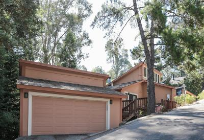 LOS GATOS Single Family Home For Sale: 178 College Ave