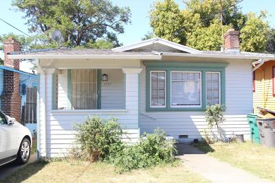 OAKLAND Single Family Home For Sale: 3557 Lyon Ave
