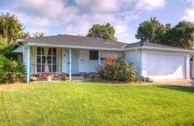 SAN JOSE Single Family Home For Sale: 4737 Denevi Dr