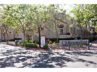 Foster City Townhouse For Sale: 43 E Court Ln