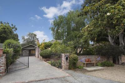PALO ALTO Single Family Home For Sale: 3842 Magnolia Dr
