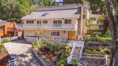 LOS GATOS Single Family Home For Sale: 231 Jones Rd