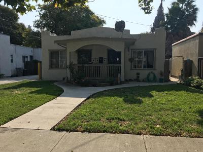 SAN JOSE Multi Family Home For Sale: 1088 Morris Ct