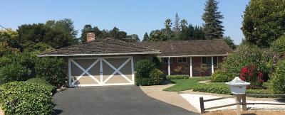 Los Altos Single Family Home For Sale: 1358 Garthwick Ct