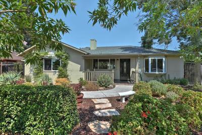 SAN JOSE Single Family Home For Sale: 14491 Wyrick Ave