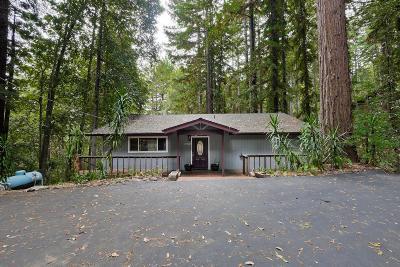 LOS GATOS Single Family Home Contingent: 17230 Laurel Rd