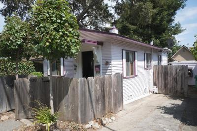Pacific Grove Single Family Home For Sale: 309 Cedar St
