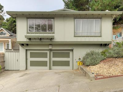 San Bruno Single Family Home For Sale: 1981 Pinecrest Dr