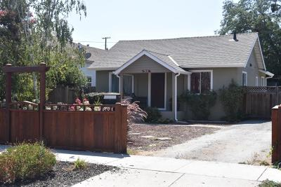 GILROY Single Family Home For Sale: 7031 Eigleberry St