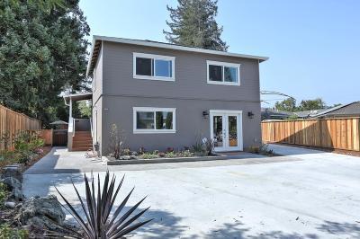 Redwood City Single Family Home For Sale: 2032 Idaho Ct