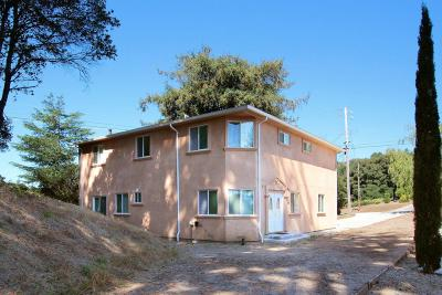 Scotts Valley Single Family Home For Sale: 5 Jonathan Way