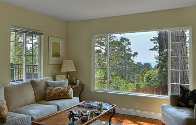 Carmel Single Family Home For Sale: 3351 Camino Del Monte