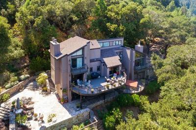 Woodside Single Family Home For Sale: 145 Old La Honda Rd