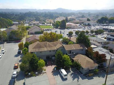 Monterey Multi Family Home For Sale: 574 Cortes St