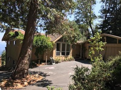 Santa Cruz Single Family Home For Sale: 210 Braemoor Dr