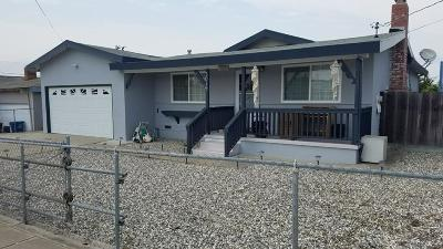 Marina Single Family Home For Sale: 3019 Bayer Dr
