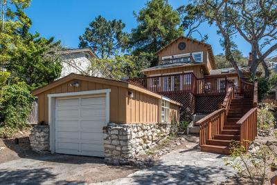 Carmel Single Family Home For Sale: 0 Santa Fe 3 NE Mountain View