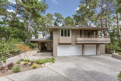 PEBBLE BEACH Single Family Home For Sale: 4043 Costado Rd