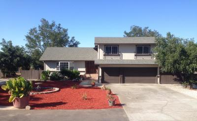 MORGAN HILL Single Family Home For Sale: 17675 Laurel Rd