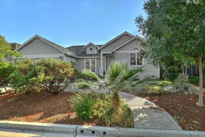 Cupertino Single Family Home For Sale: 10466 Manzanita Ct