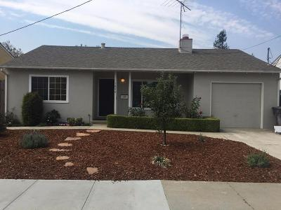 Mountain View Single Family Home For Sale: 1094 Nilda Ave
