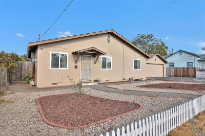 SAN MARTIN Single Family Home For Sale: 13330 Lincoln Ave